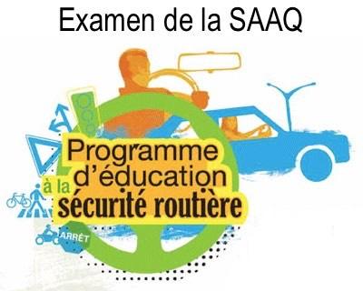 Examen de la SAAQ